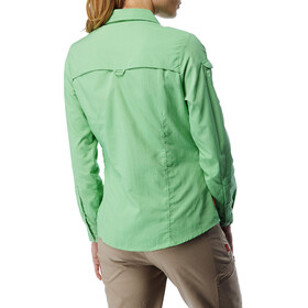 Craghoppers NosiLife Adventure longsleeve Dames groen